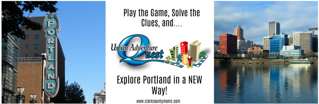 Urban Adventure Quest – Scavenger Hunt Style Game in PDX