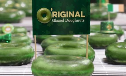 Krispy Kreme Goes Green for St. Patrick's Day