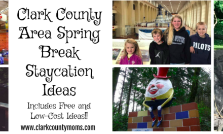 Clark County Area Spring Break Staycation Ideas