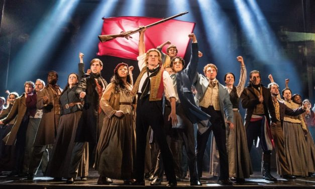 LES MISÉRABLES is Coming to Portland!